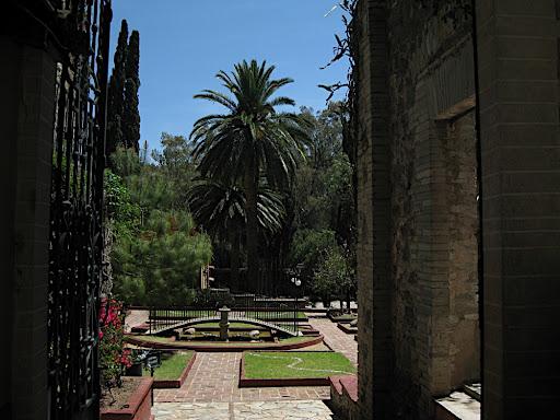 Jardines de la ex-hacienda San Gabriel