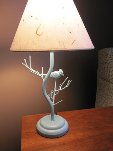 Little Bird Lamp  Infarrantly Creative
