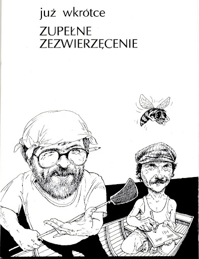 """Stanisław Barańczak, """"Zupełne zezwierzęcenie"""""""