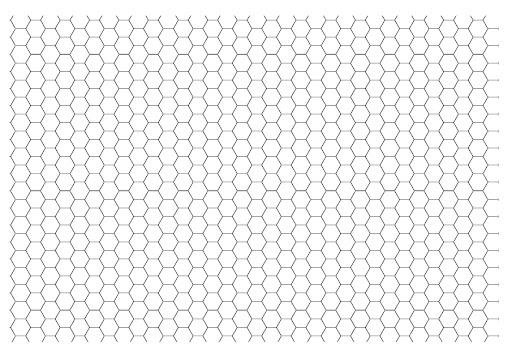 hex grid Gallery