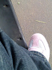 My Pink Shoes!