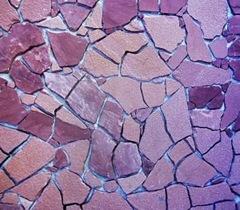 Mosaico para jardim