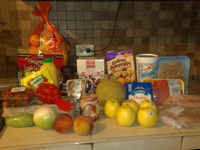 Lo que comeré esta semana
