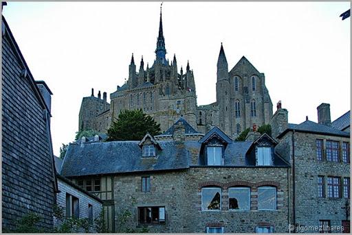 Mont de St Michel XVI