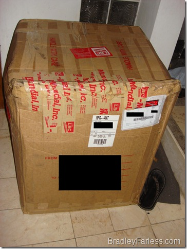 LBC Shipping Box