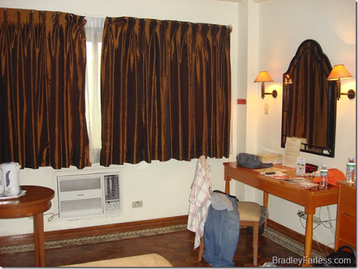 New Horizon Hotel Superior room.