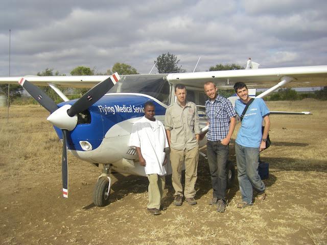 Our team- Barnabus, Ezra, Erasmus and me