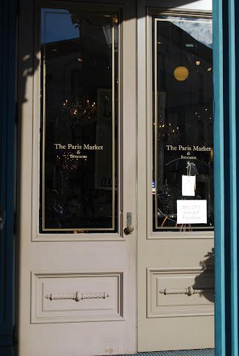 the estate of things chooses paris market