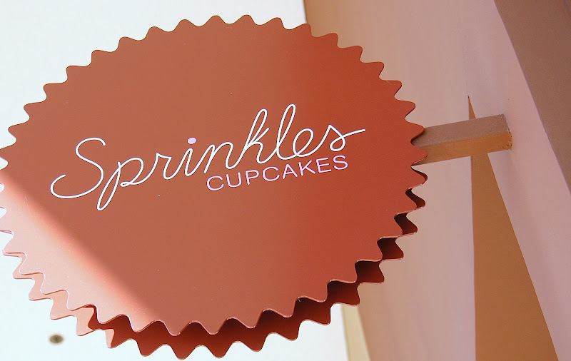 I had to pick up cupcakes this week!