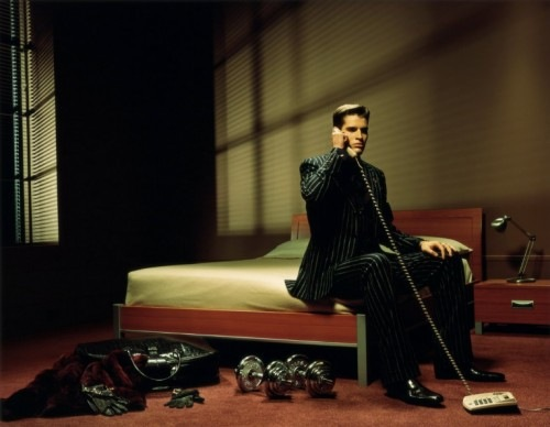 FLASHBACK Over Accessorize by Miles Aldridge in LUomo
