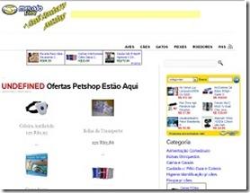 Petshop online