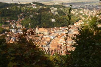 View of Brasov