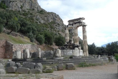 I think this was Athinas temple?