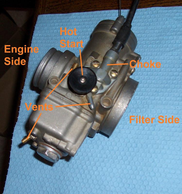 Rebuilding a DellOrto PHM-SD carburetor   Creotiv lives here