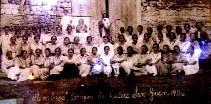 Miembros, Corazon de Jesus