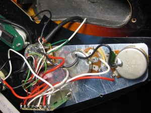 Blade Texas Standard Wiring problem | The Gear Page