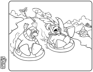 Jet ski coloring pages