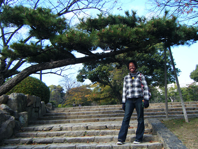Me in Hiroshima