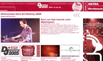 DJ Meeting 2005