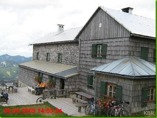 Sep Huber Hütte