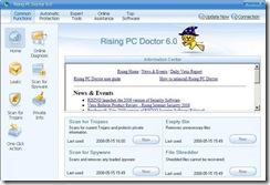 Rising PC Doctor 6.0.1.16 indir