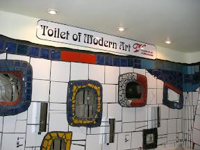 Toilet art?