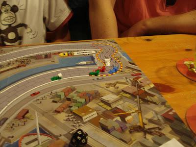 Tras la curva de la Malvarrosa, se vio lo erróneo de la estrategia.