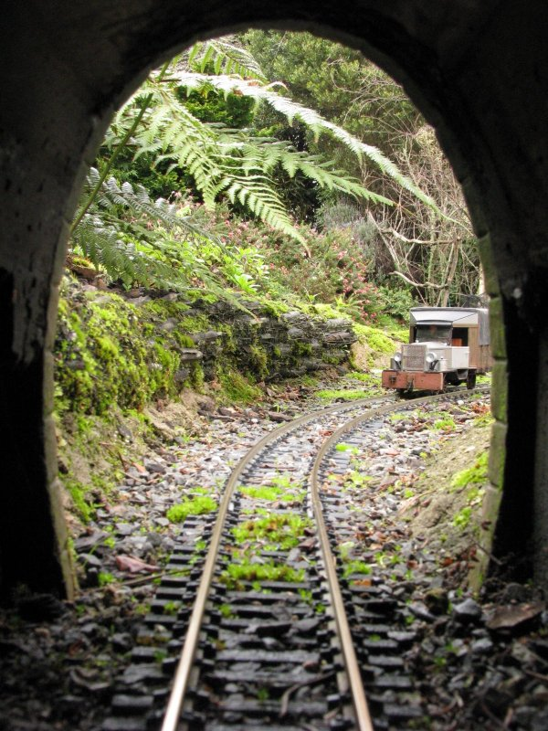 &mgr garden railway club