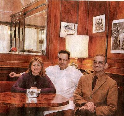Cristiana, Giuseppe e Mario Pedrabissi