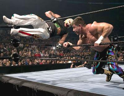 Rey Mysterio Vs Eddie Guerrero