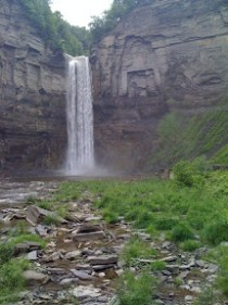 """Taughannock"