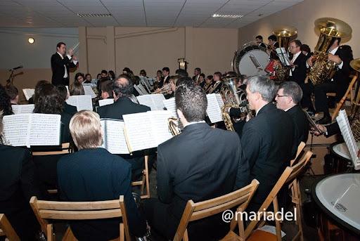 Banda Municipal de Música de Ejea (Concierto de Navidad en Bardenas)