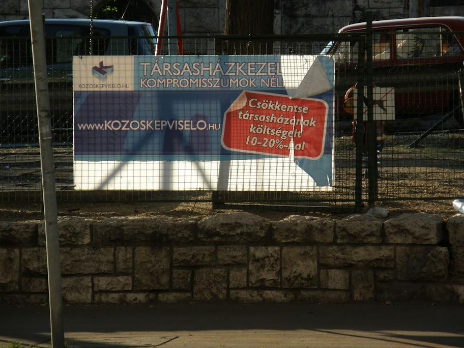 illegális reklám,  Budapest, blog,  Podmaniczky utca, blog, Budapest, illegális reklám, kozoskepviselo.hu, közös képviselő, Podmaniczky utca