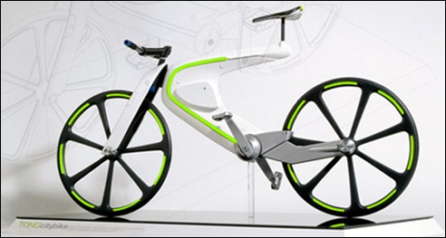 Tong City Bicycle Concept 02