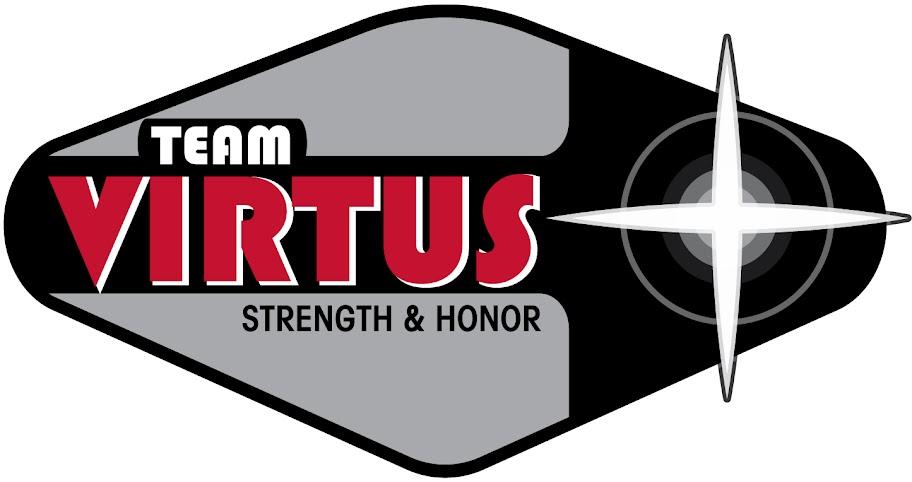 The New Logo for Team Virtus Adventure Racing