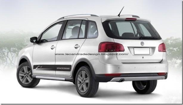 Volkswagen SpaceCross Traseira NA[5]