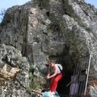 Ruta a las Cuevas de la Sierra de Berzocana