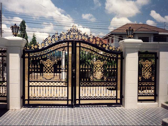 Home Gate Colour Design Halluu Cooltest Info
