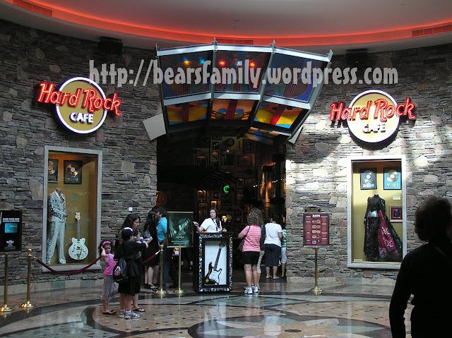 著名的滾石餐廳
