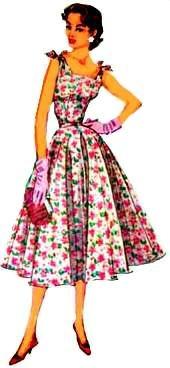 dress-fifties