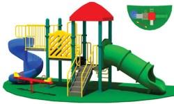 Mainan Outdoor Permainan Anak Tk Abata Jogja