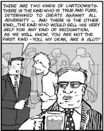 Simon Mackie's new comic for Satyr
