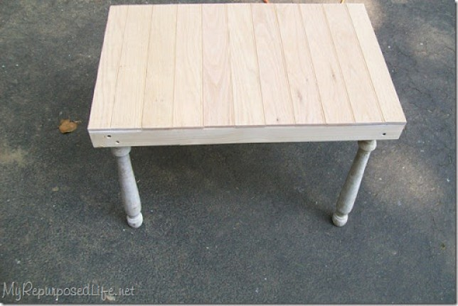 outdoor side table for porch