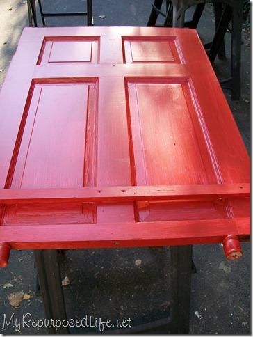 headboard repurposed door toddler bed