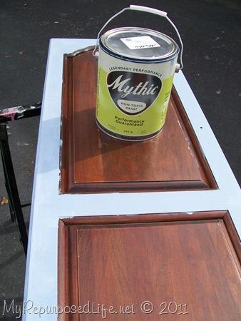 repurposed door into chalkboard (3)