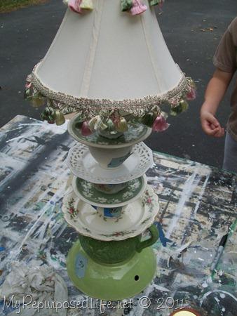 teapot lamp MyRepurposedLife.com