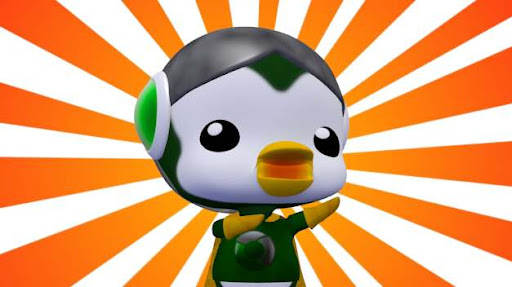 Super Pingu in Action