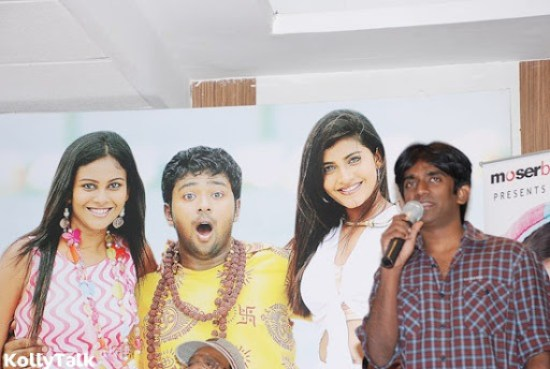 Siddhu Plus 2 Press Meet Still