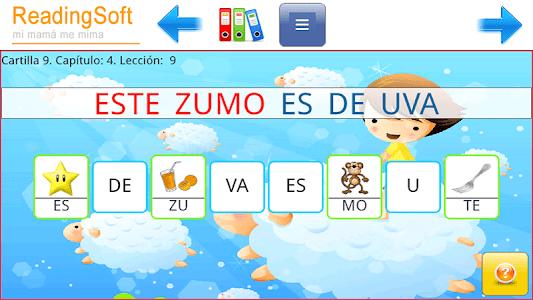 Learn to Read Spanish screenshot 12
