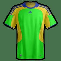 Download Free Football Jersey Creator PSD Kit Adidas ~ Template Design